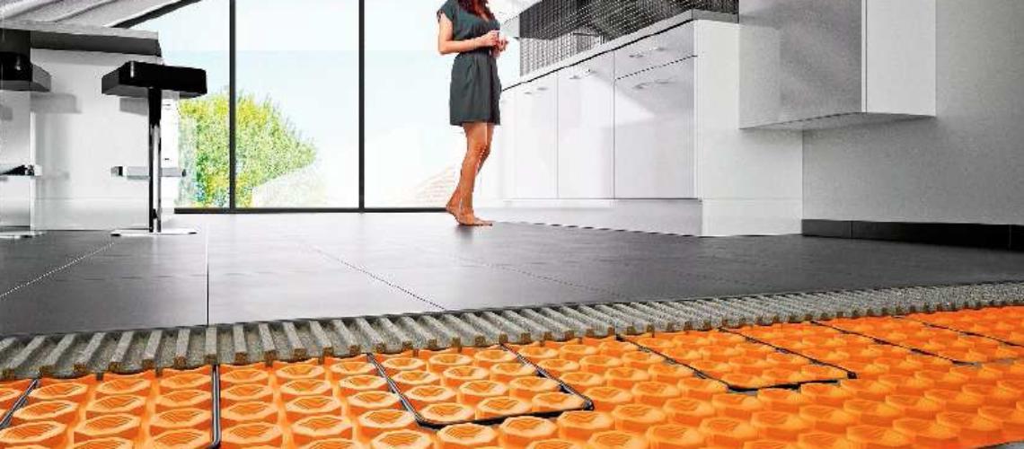 Lösungen für flexiblen Untergrund